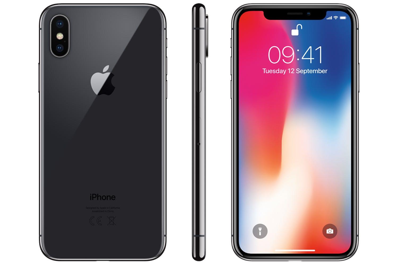 Apple Iphone S Grau