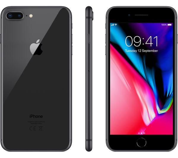 Apple Iphone  Plus Gb Space Gray