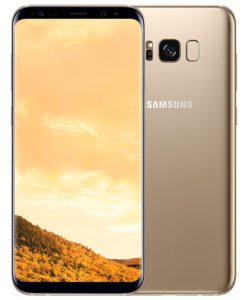 s8+ gold
